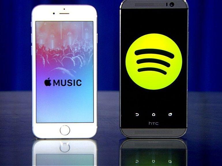 Spotify se dit deux fois plus gros qu'Apple Music et prépare son entrée en Bourse