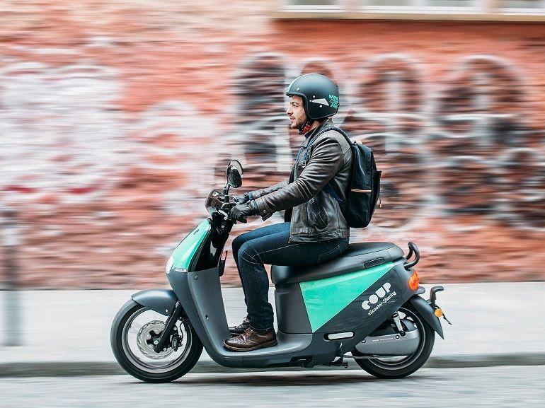 COUP d'accélérateur pour les scooters en libre service à Paris