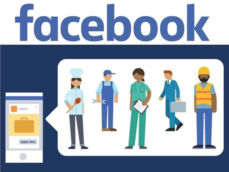 Facebook déploie son service d'offres d'emploi en France