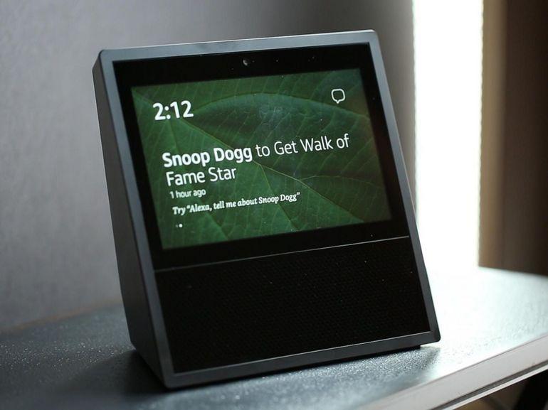 Test de l'Amazon Echo Show : un écran tactile qui n'en montre pas assez