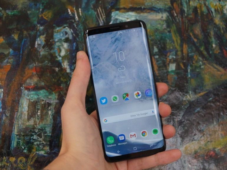 Test - Samsung Galaxy S9 : la photo ne suffit pas