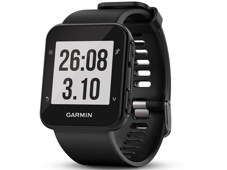 Bon plan : la montre GPS Garmin Forerunner 35 passe à 99€ sur Amazon