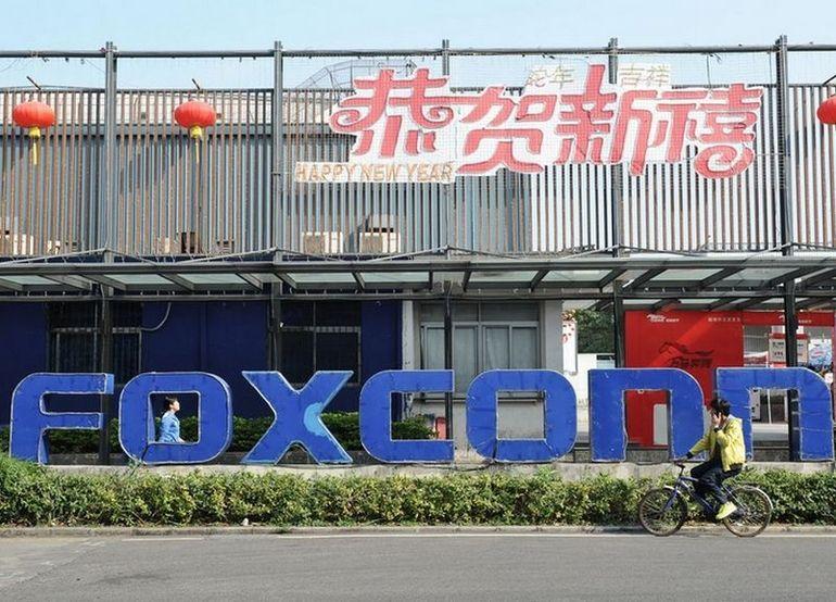 Foxconn, l'assembleur de l'iPhone, rachète Belkin