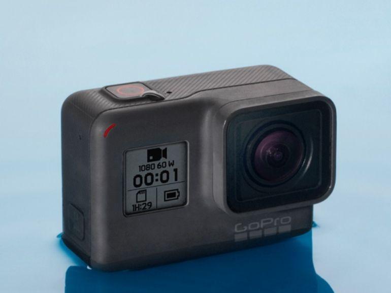 GoPro Hero : une action cam d'entrée de gamme à 220€, mais sans 4K
