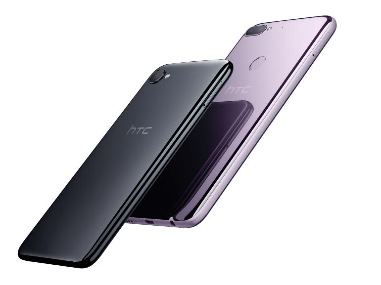 En attendant le U12, HTC annonce les Desire 12 et 12+