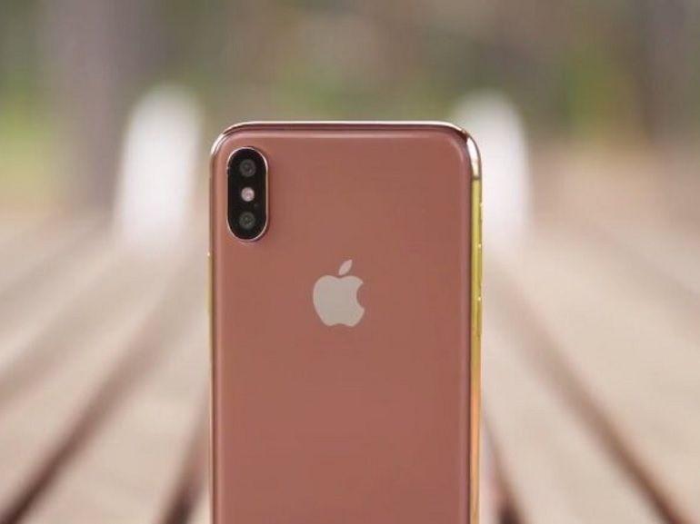 iPhone X : un nouveau coloris présenté lors de la Keynote du 27 mars ?