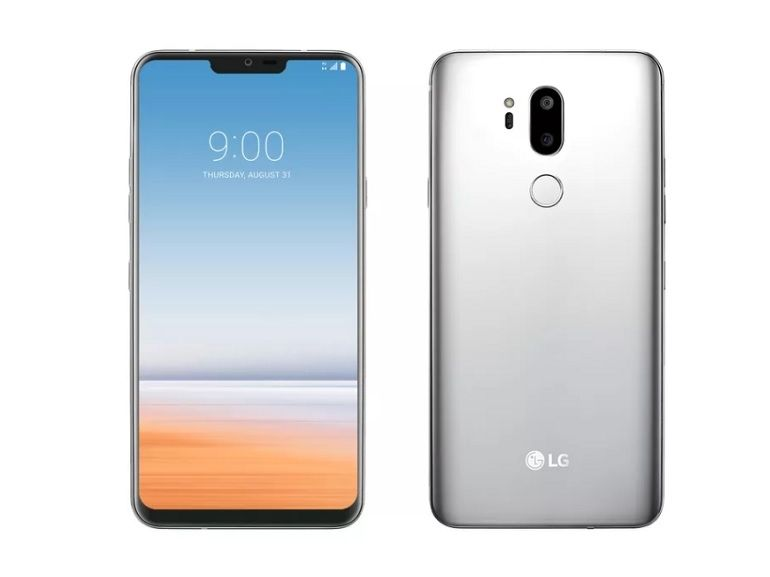 Le LG G7 se dévoile, avec une encoche