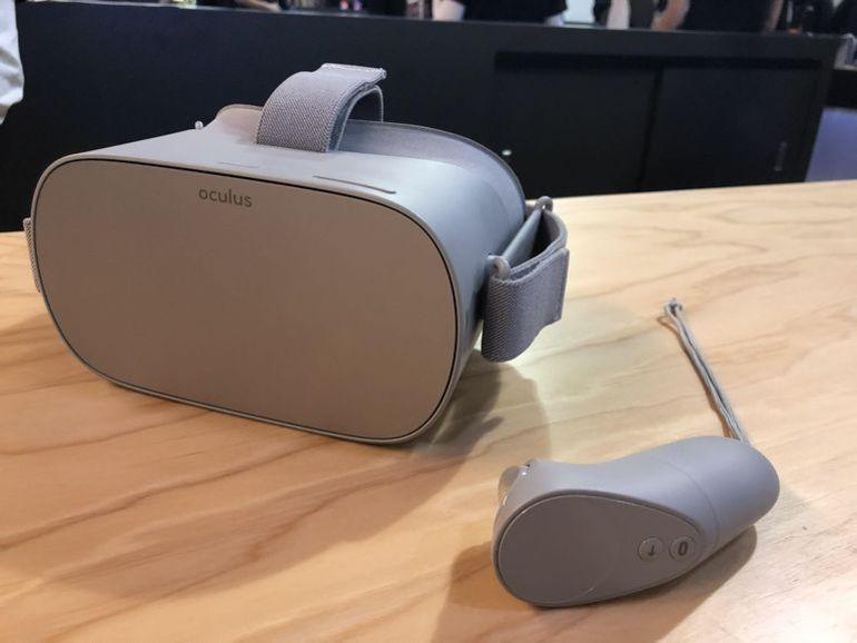 Prise en main de l'Oculus Go : de la bonne réalité virtuelle à petit prix ?