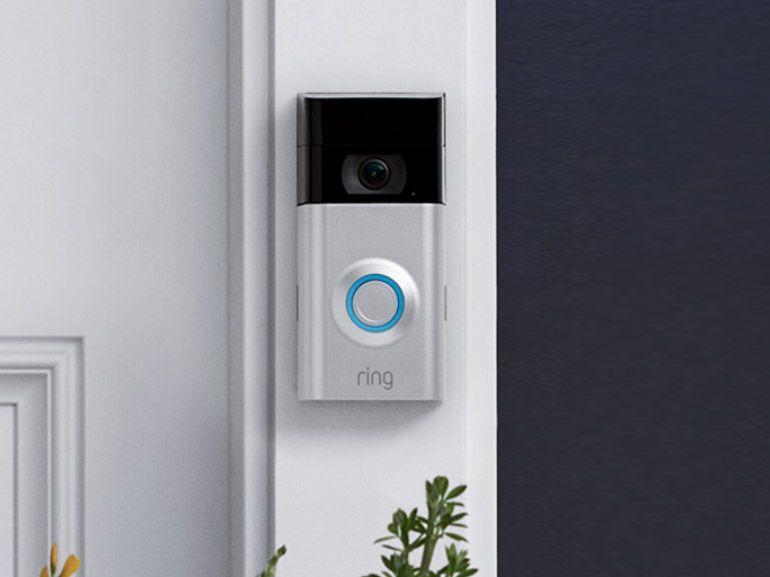 Test de la sonnette connectée Ring Video Doorbell 2