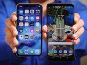 Galaxy S9 vs iPhone X : le premier face à face ou comment faire le bon choix