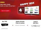 L'offre SFR Starter à 5 euros par mois (ADSL ou fibre) se termine ce lundi 12 mars