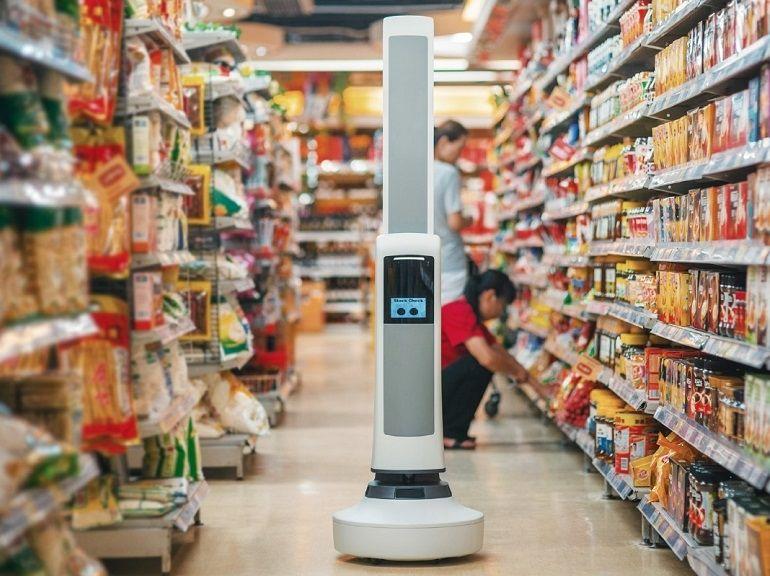 Le futur du commerce pour Amazon : robots partout, humains (presque) nulle part