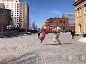 Street Fighter 2 pénètre dans le monde réel grâce à une version en réalité augmentée
