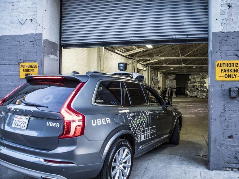 Accident mortel Uber : la voiture autonome n'est peut-être pas responsable, selon la police
