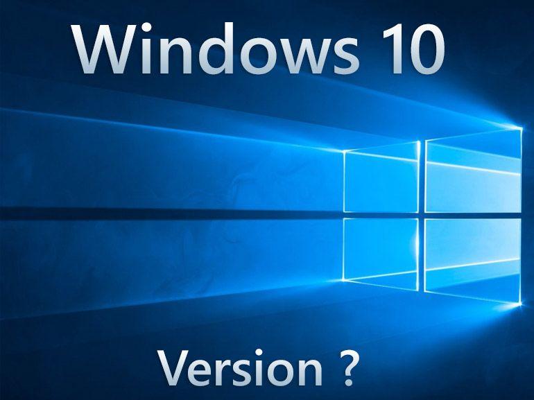 """Windows 10 """"19H1"""" : Microsoft envisage de modifier les noms de versions"""