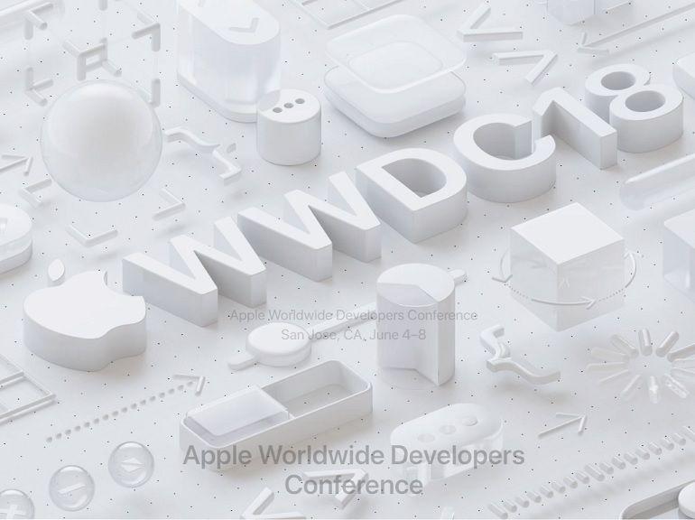 WWDC 2018 : ce sera le 4 juin