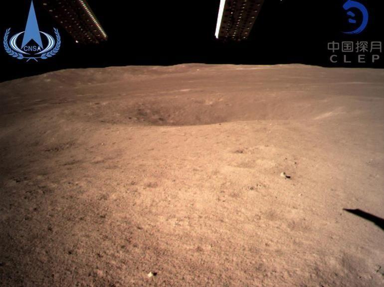 Mission Chang'e-4 : alunissage réussi et premières images depuis la face cachée de la Lune