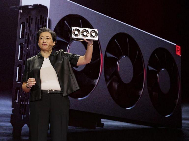 AMD Radeon VII : le premier GPU gravé en 7 nanomètres