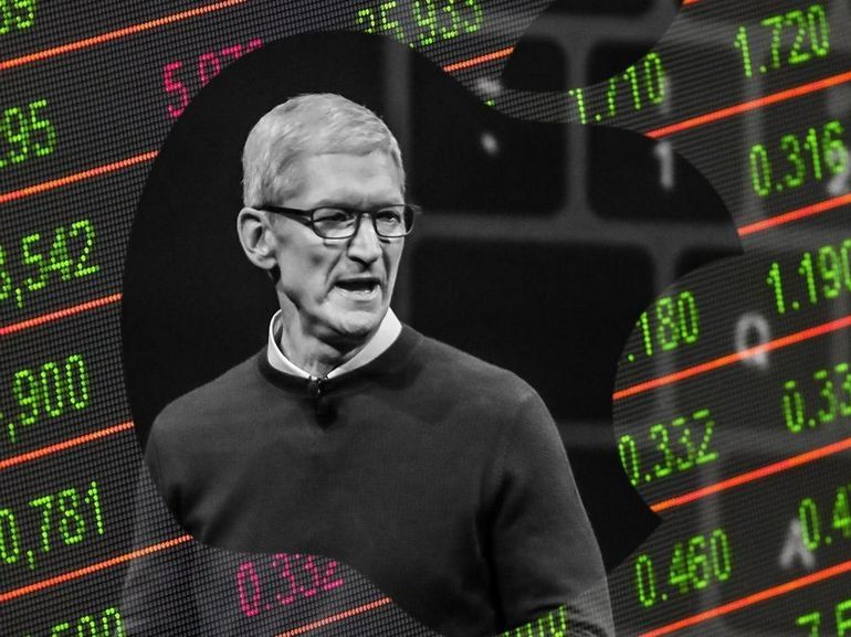 Apple : les ventes d'iPhone en baisse de 15%, mais sinon tout va bien