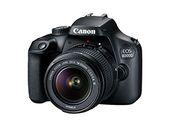 Test du Canon EOS 4000D: service minimum assuré