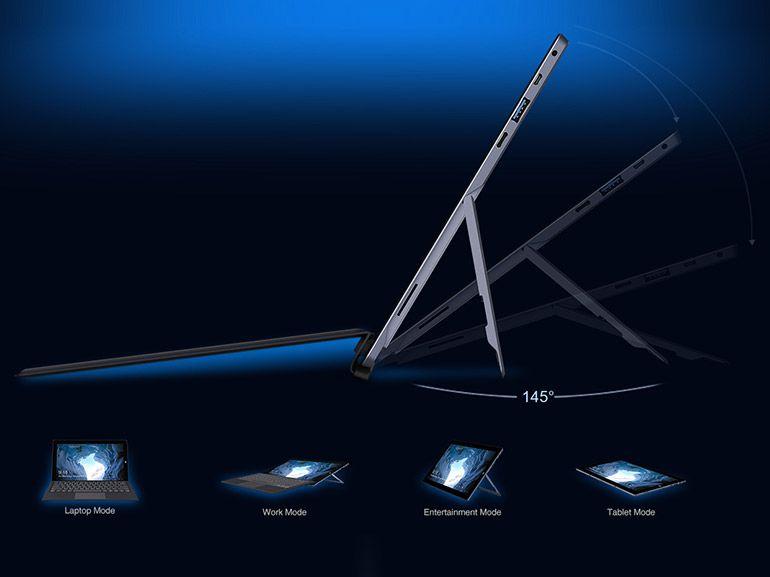 Chuwi Ubook : un nouveau PC aux allures de HP Spectre X2 et Surface Go en préparation