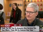 Apple : Tim Cook promet de « nouveaux services » pour 2019