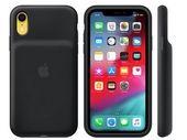 Apple lance des coques-batterie pour l'iPhone XS et l'iPhone XR