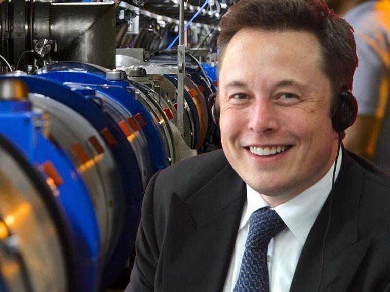 Elon Musk impliqué dans la construction du futur accélérateur de particules du Cern ?