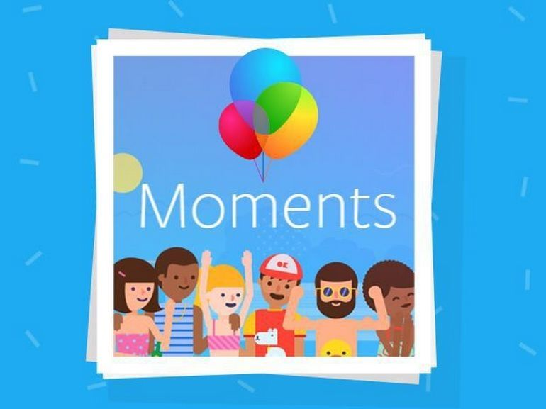 Facebook Moments, l'application de partage de photos et vidéos, va fermer