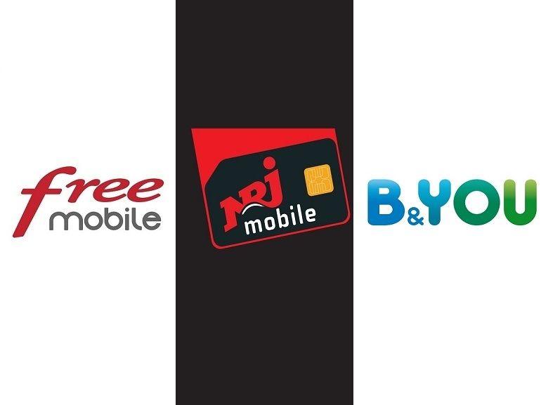 Free Mobile, Bouygues Telecom ou NRJ Mobile : quel forfait mobile à 10 euros choisir cette semaine ?