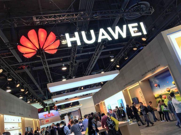 """5G : Londres estime que Huawei représente un risque """"gérable"""""""