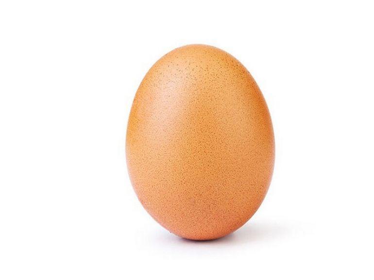 Instagram : un œuf bat le record de « likes ». Désolé Kylie Jenner