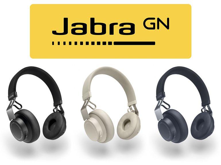 CES 2019 : Jabra renouvelle le Move Wireless, son casque audio emblématique