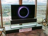 CES 2020 : LG prépare une nouvelle offensive dans l'OLED
