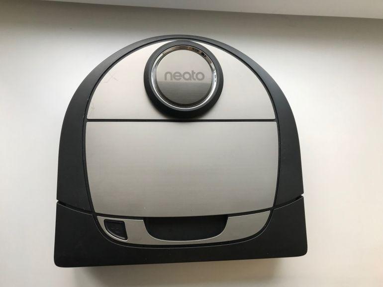 Test de l'aspirateur robot Neato Botvac D7 : autonomie et polyvalence au rendez-vous
