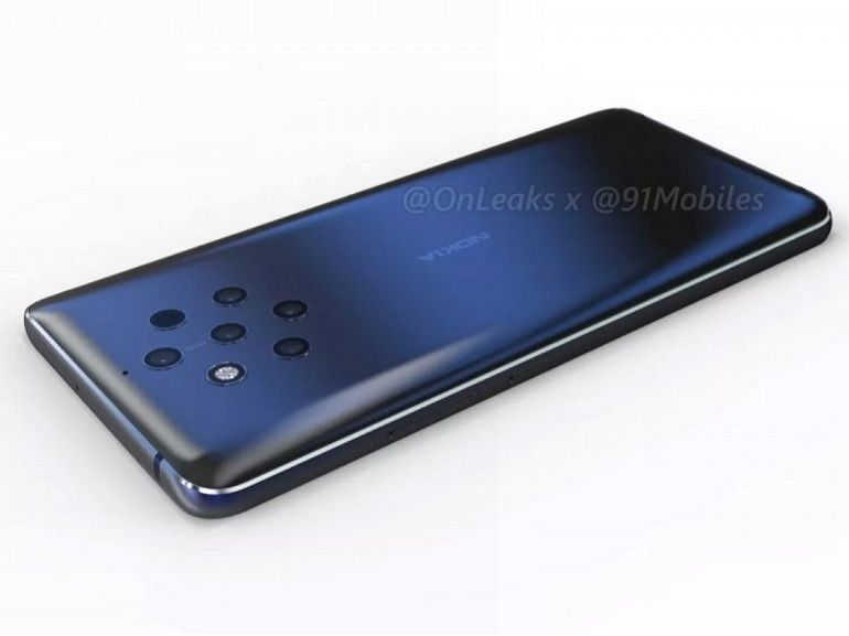 Nokia 9 Pure View : le smartphone avec 5 capteurs photos pourrait arriver avant le MWC