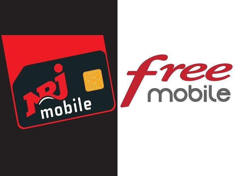 Forfait mobile à 10€ : Free Mobile 50 Go ou NRJ Mobile 100 Go, lequel choisir ?