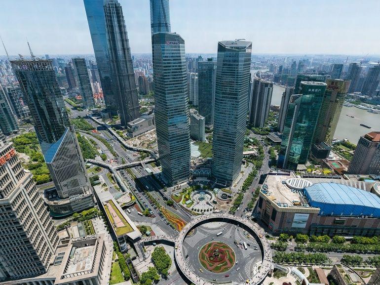 Découvrez Shanghai à travers une énorme photo de 195 milliards de pixels