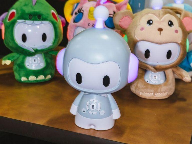 CES 2019  : Codi, le robot qui encourage votre enfant à faire ses corvées