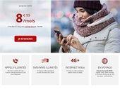 Free Mobile prolonge et étoffe son forfait à 8,99€ qui passe de 50 à 60 Go
