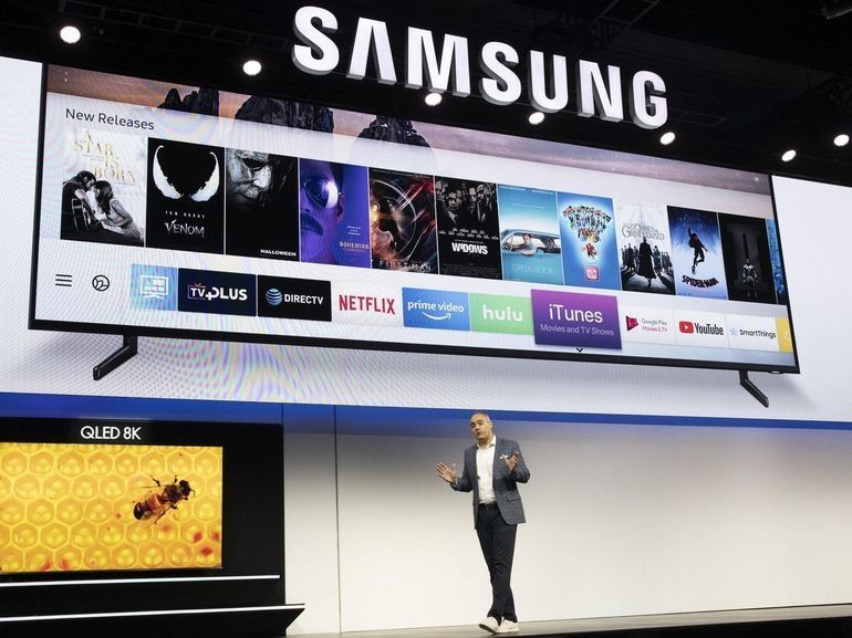 Comment Apple et le Samsung Galaxy S10 ont trollé le CES 2019