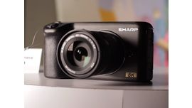 """CES 2019 : Sharp dévoile une caméra 8K """"abordable"""", mais à (trop petit) capteur Micro 4/3"""