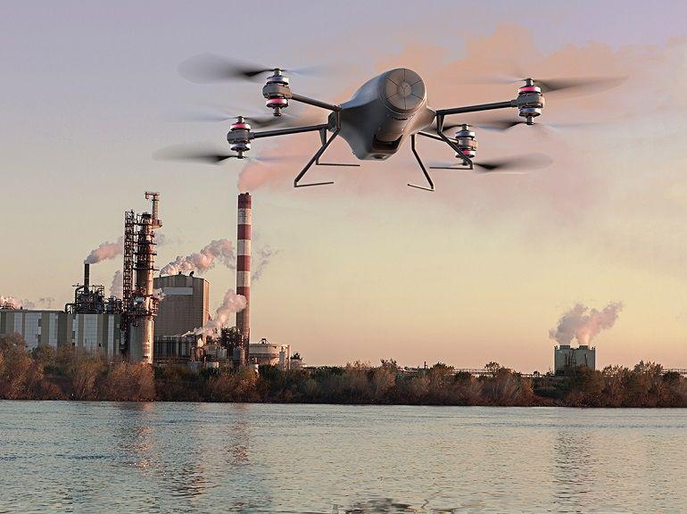 Drone autonome de surveillance : la DGAC autorise pour la première fois un vol en France