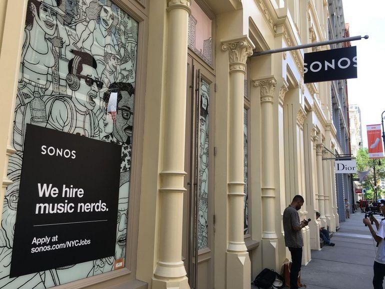 Bientôt des casques audio signés Sonos ?