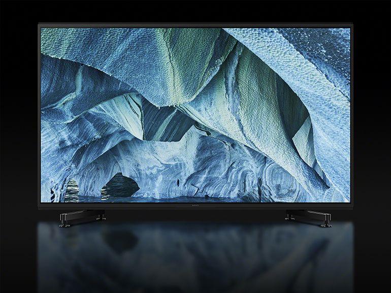 Les premiers TV 8K de Sony sortiront en juin et coûteront 17000 et 80000€