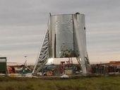 La fusée Starship d'Elon Musk et SpaceX décapitée par un coup de vent