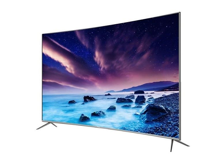Soldes : TV Haier 4K HDR, incurvé 140 cm à 399€ au lieu de 599€