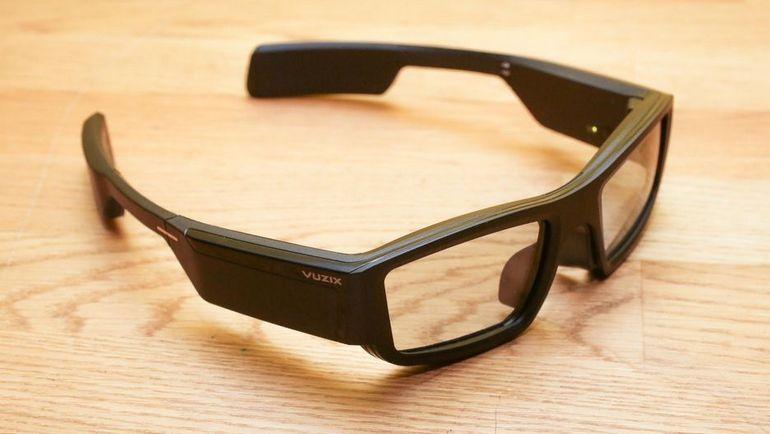 CES 2019 : prise en main en avant première des lunettes connectées Vuzix Blade