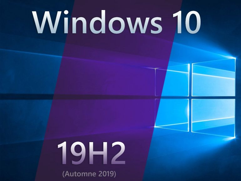 Windows 10 19h2 : le processus de mise à jour en test sur le canal Release Preview