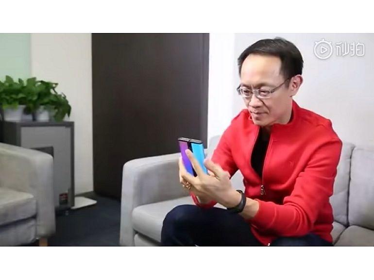 Xiaomi dévoile en vidéo sa vision du smartphone pliable
